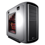 CORSAIR 600T Silver Mid-Tower Case